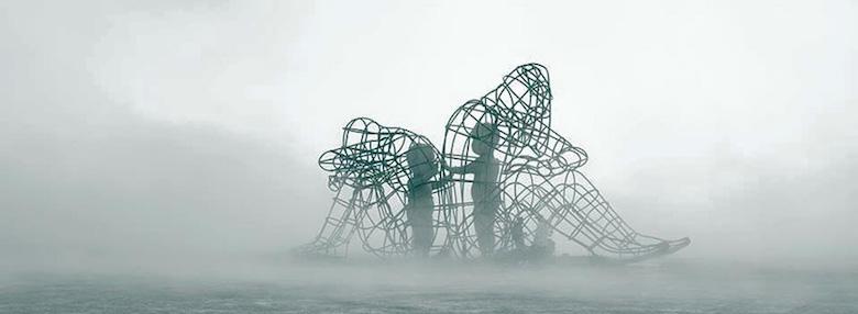 Love - Burning Man Sculpture (Inner Child) - 4