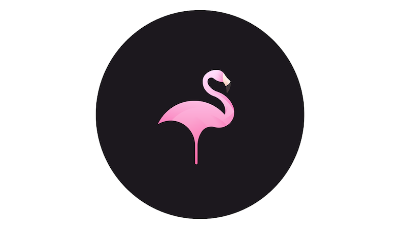 Colorful animal logos based on golden ratio - 25b