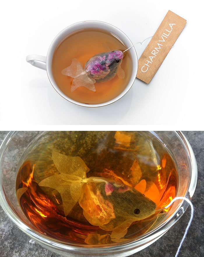 Creative teabag packaging - 1