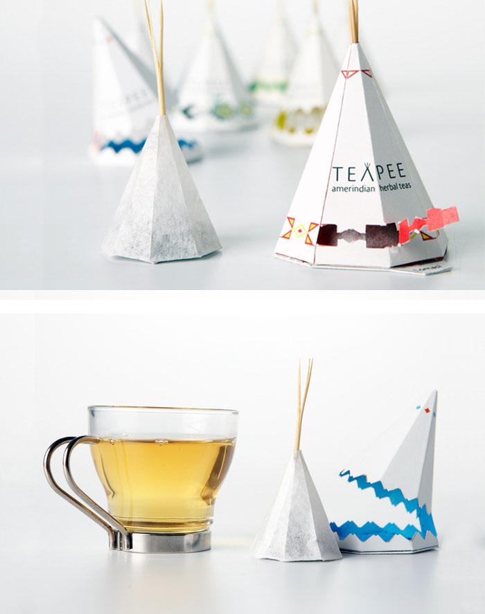 Creative teabag packaging - 14