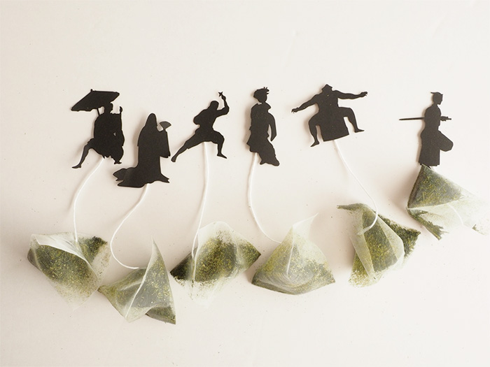 Creative teabag packaging - 16