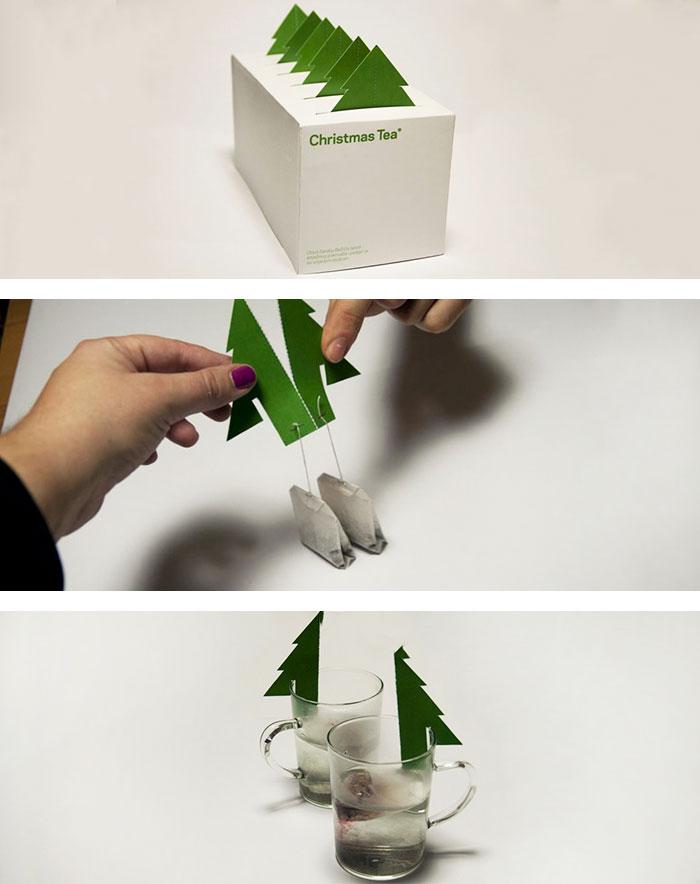 Creative teabag packaging - 17