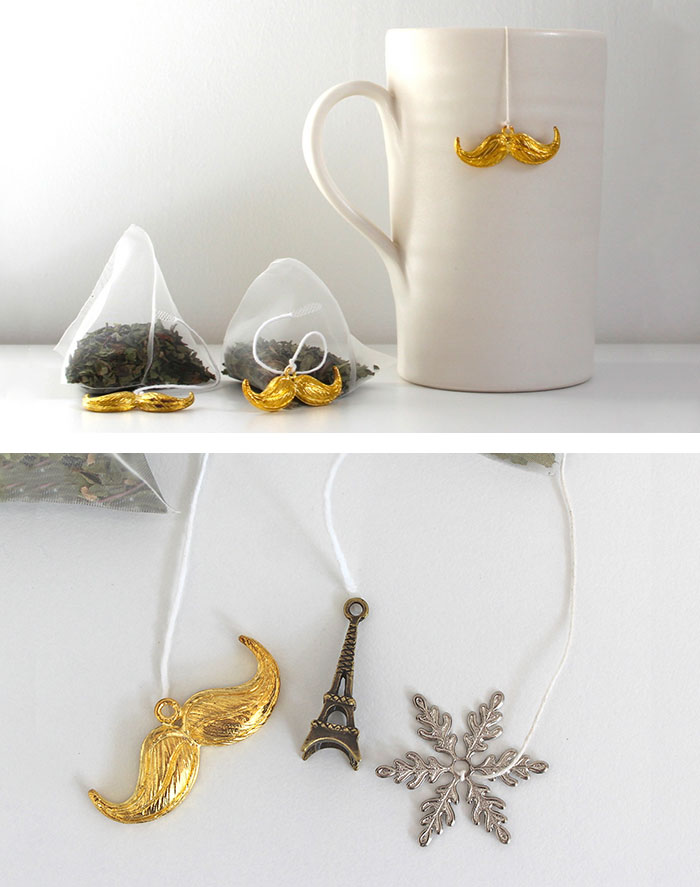 28 Creative Tea Bag Designs For Lovers