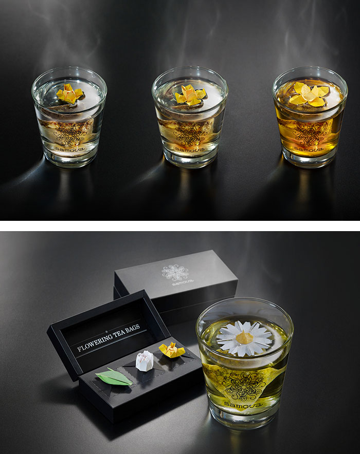 Creative teabag packaging - 2