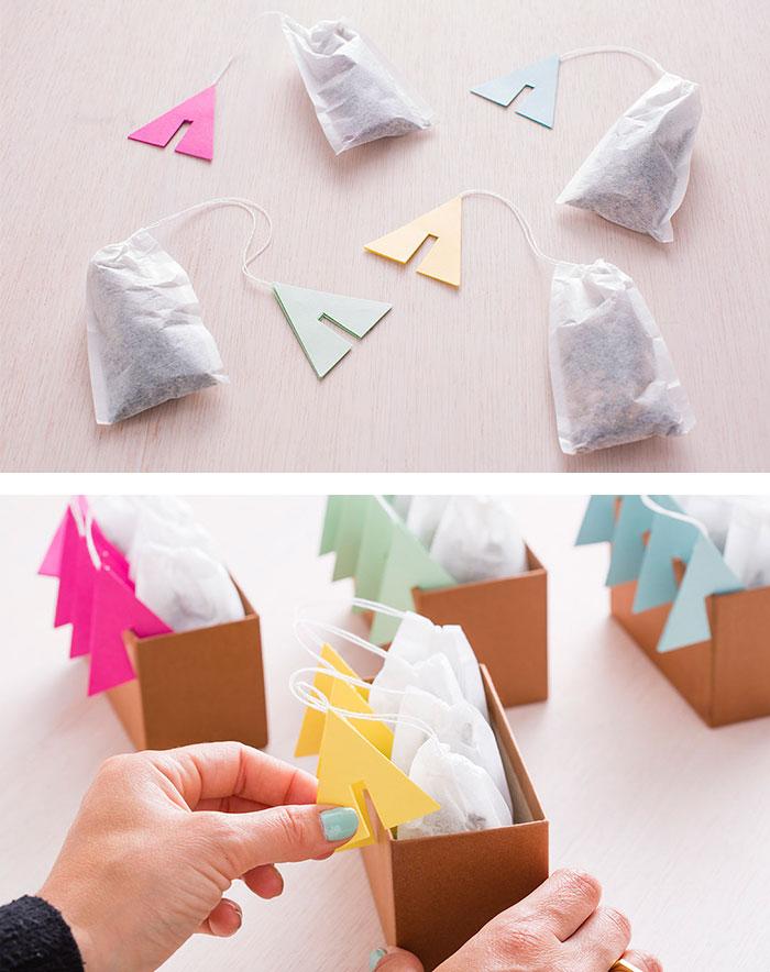 Creative teabag packaging - 24