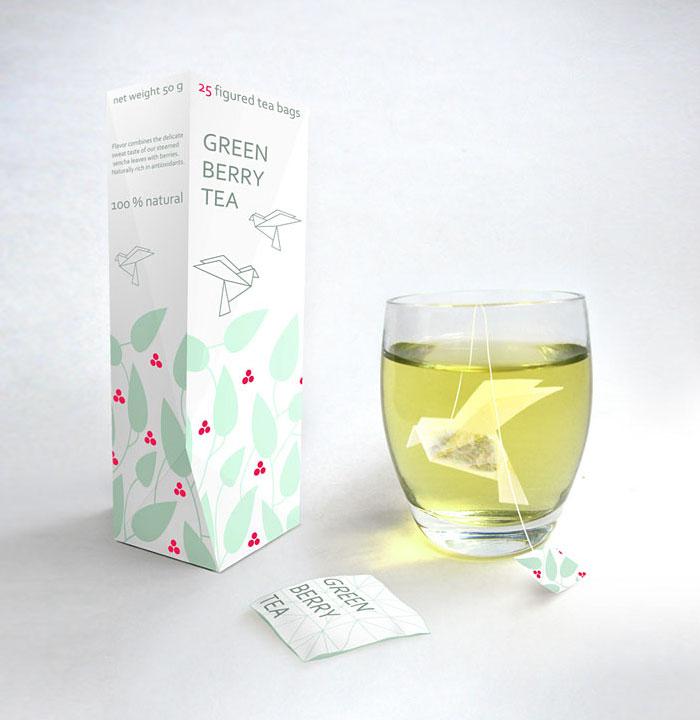 Creative teabag packaging - 5