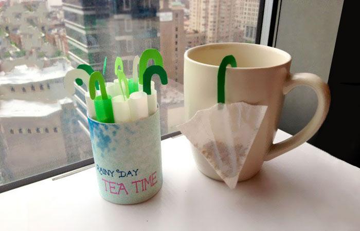 Creative teabag packaging - 6