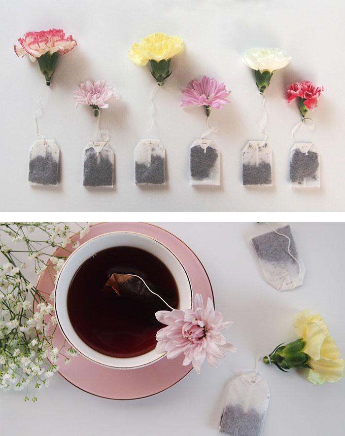 Creative teabag packaging - 8