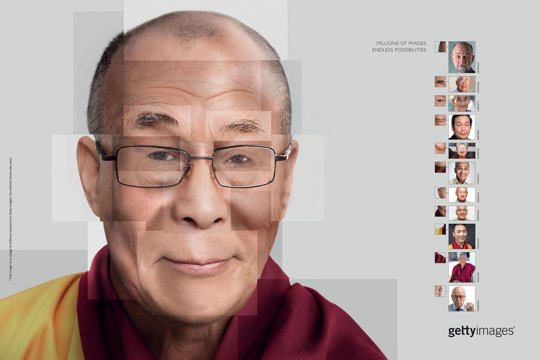 Getty Images - Endless Possibilities - Dalai Lama