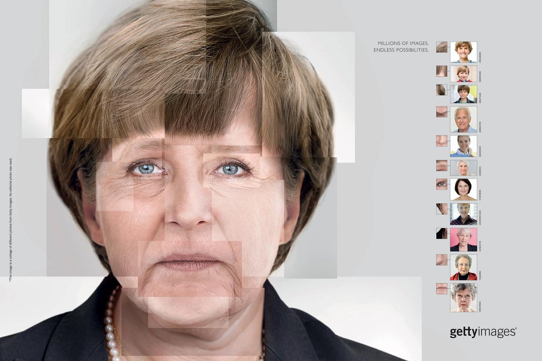 Getty Images - Endless Possibilities - Angela Merkel