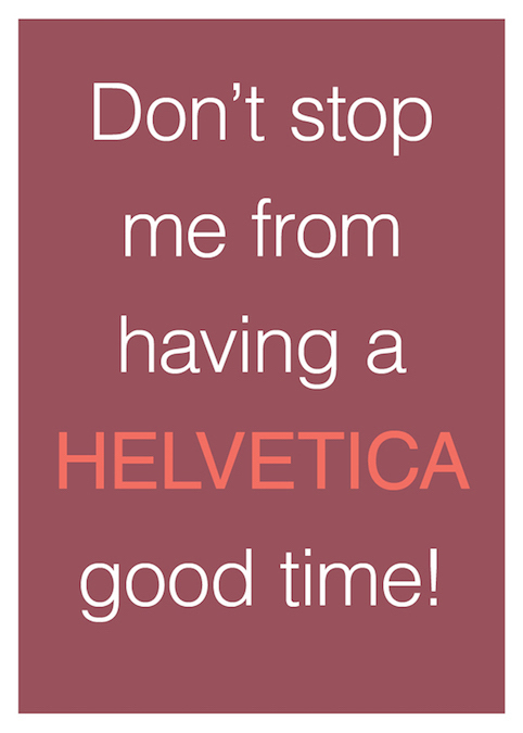 19 Pun Filled Posters That Graphic Designers Will Relate To