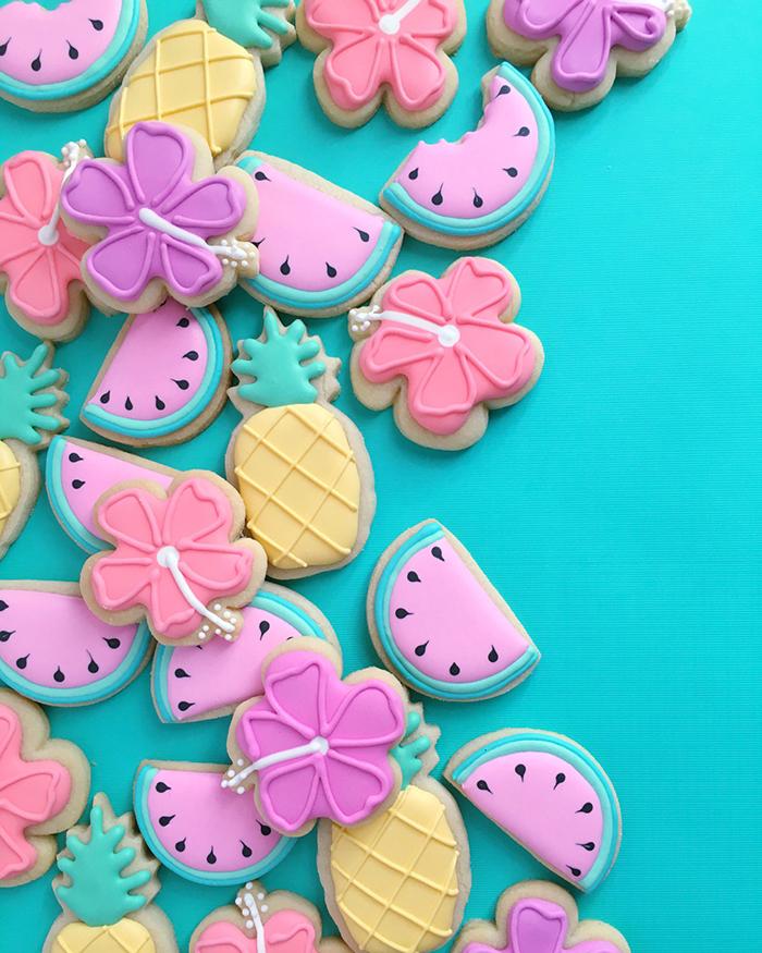 Graphic designer's creative custom cookies - 11