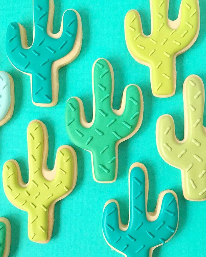 Graphic designer's creative custom cookies - 13