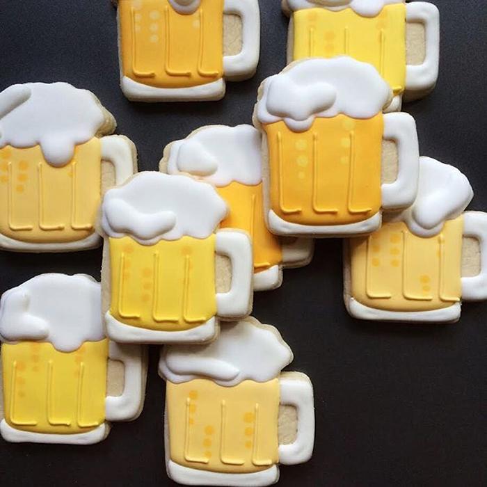 Graphic designer's creative custom cookies - 14