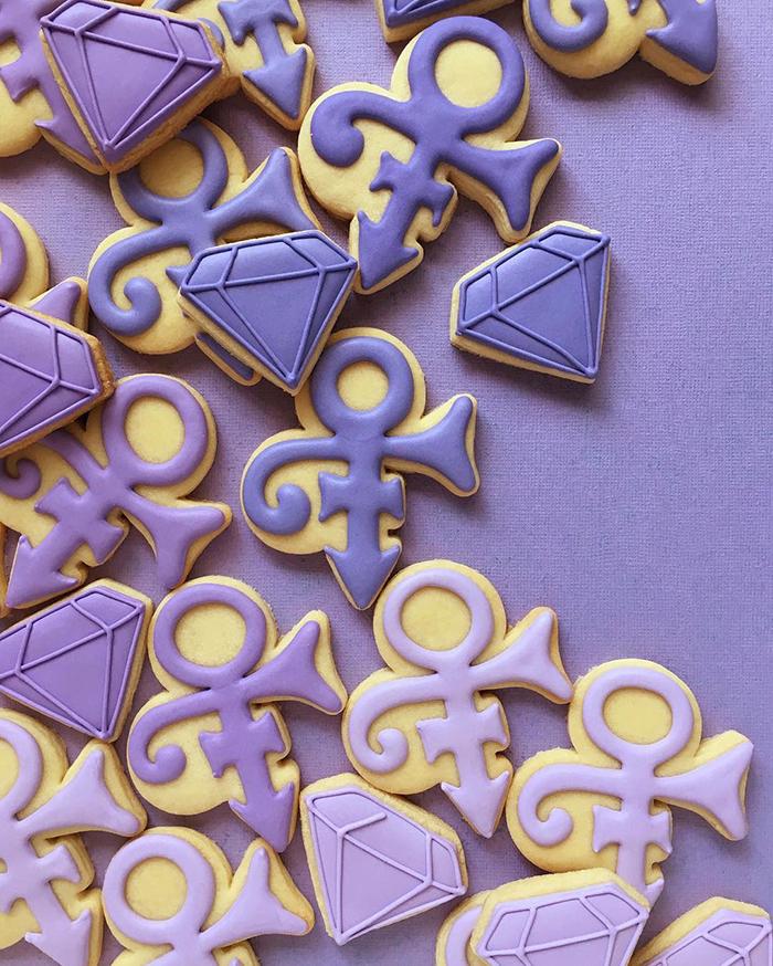 Graphic designer's creative custom cookies - 16