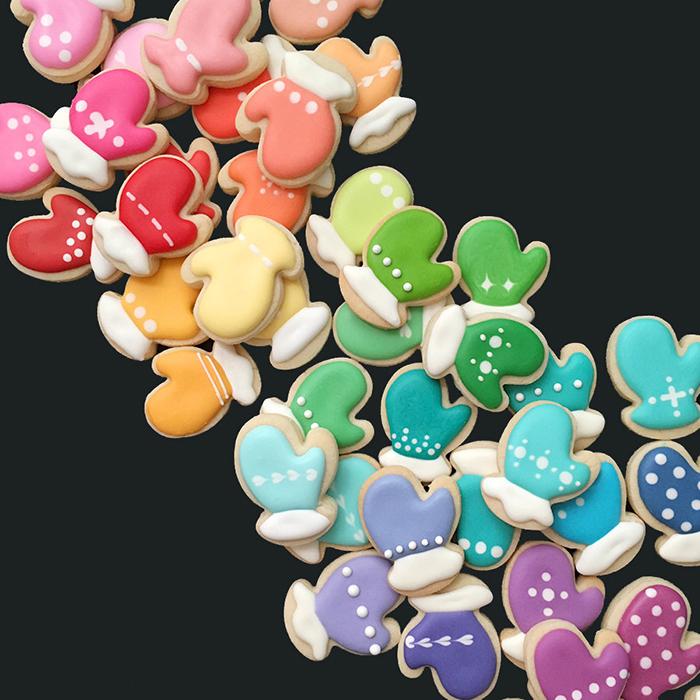 Graphic designer's creative custom cookies - 19
