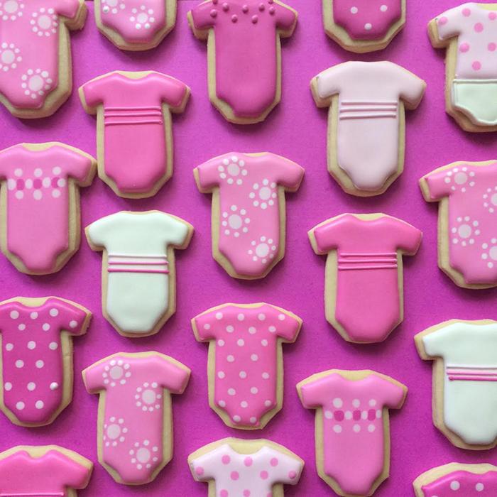 Graphic designer's creative custom cookies - 23
