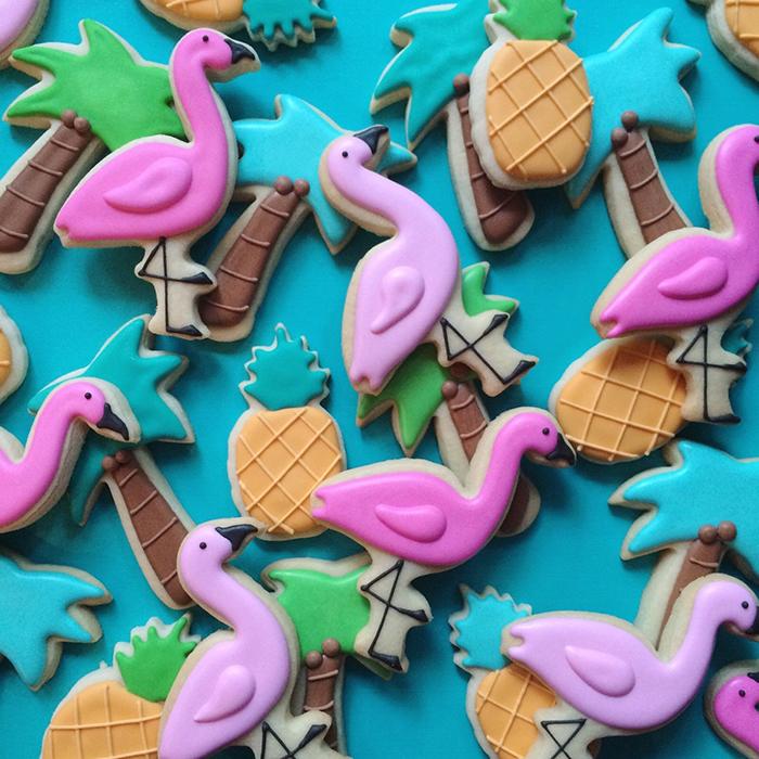 Graphic designer's creative custom cookies - 27