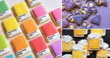 This Graphic Designer Uses Her Design Skills To Make The Most Awesome Cookies