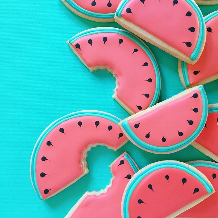 Graphic designer's creative custom cookies - 4