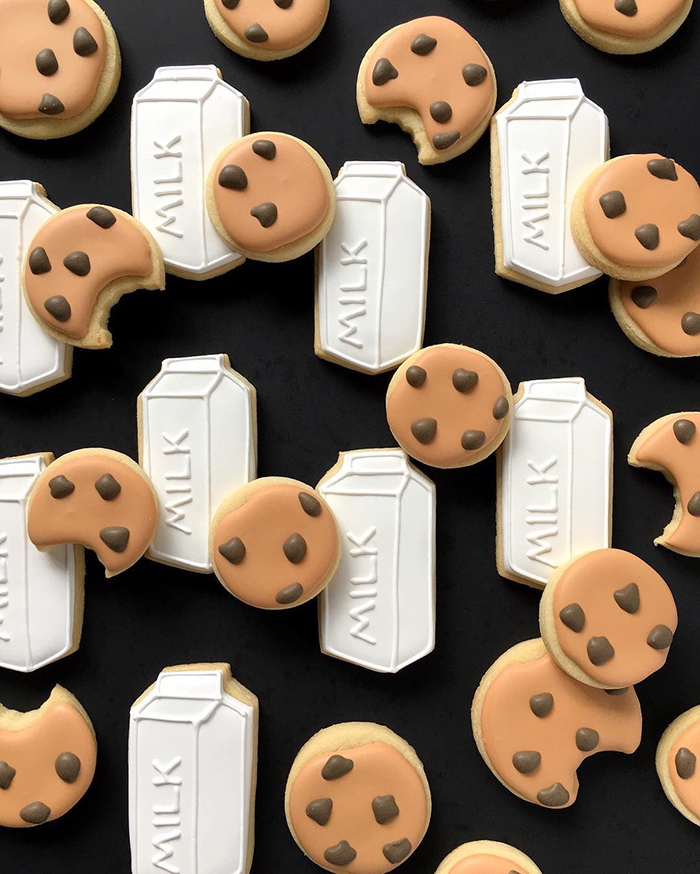 Graphic designer's creative custom cookies - 6