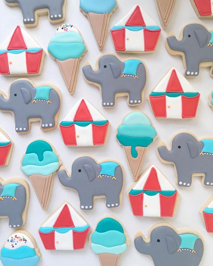 Graphic designer's creative custom cookies - 9