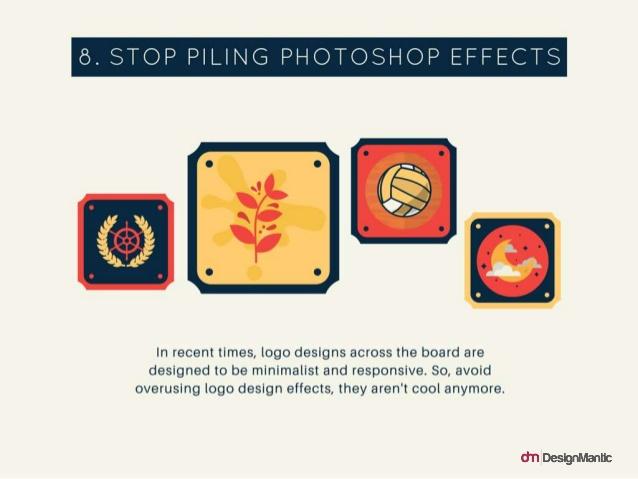 Logo design tips - 8