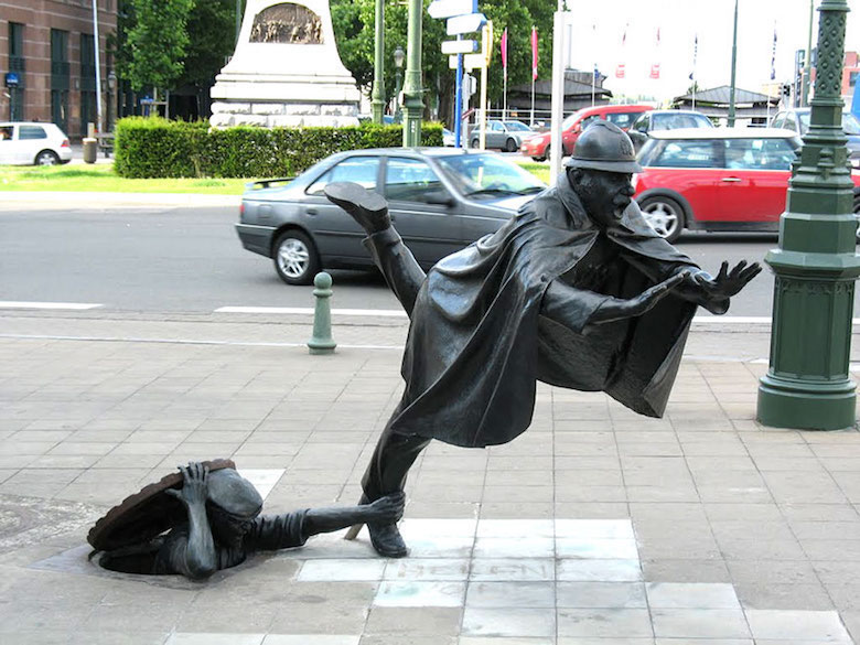 Most creative, beautiful modern statues and sculptures - 15