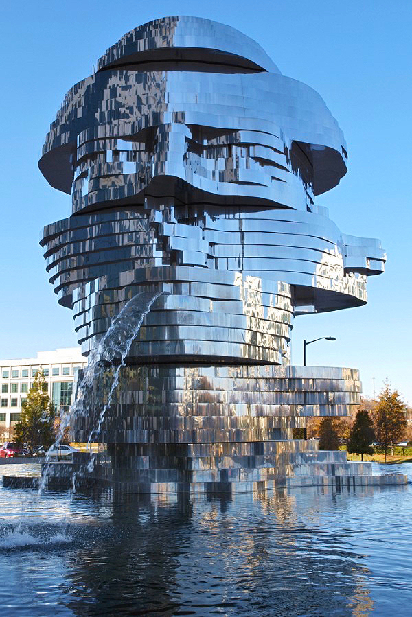 Most creative, beautiful modern statues and sculptures - 25b