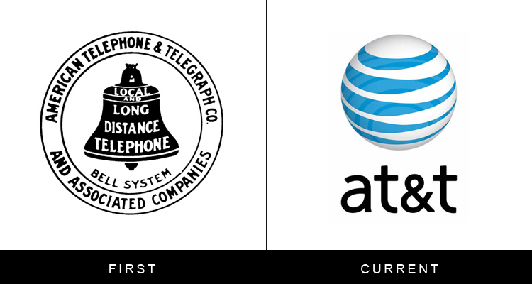 Famous logos now and before Original-famous-brand-logos-history-evolution-att