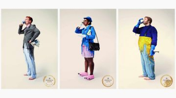 Coffee Changes Nightwear To Workwear In These Clever Ads With Brilliant Art Direction