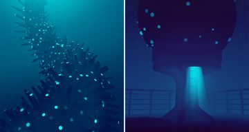 27 Beautiful Sci-Fi GIFs That Will Leave You Mesmerized