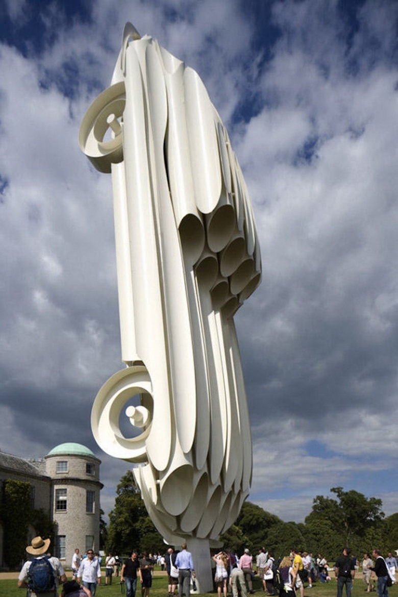 Sculptures that defy gravity & the laws of physics - 18