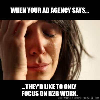 Designer & art director funny memes - B2B