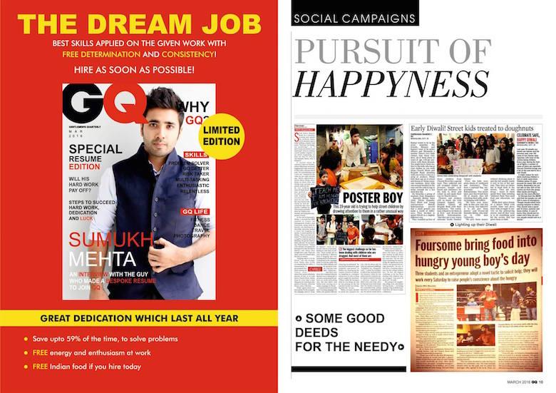 Sumukh Mehta - GQ Resume - Inner Page 6
