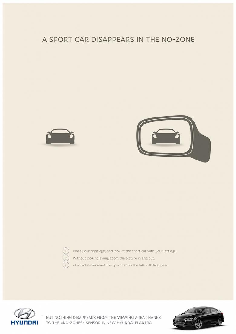 Hyundai Elantra 'No Zones' sensor: Blind spot - Sports Car