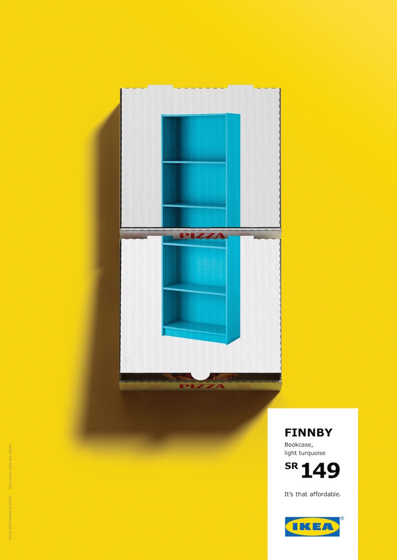 IKEA affordable products (Saudi Arabia) - Bookcase