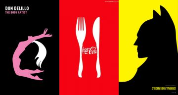 78 Amazing Illustrations And Ads That Use Negative Space Brilliantly