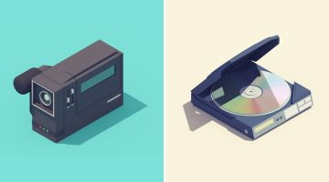 3d-isometric-animations-90s-electronic-items