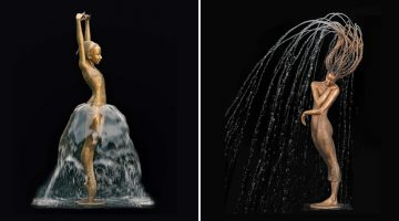 bronze-water-fountain-sculptures-malgorzata-chodakowska