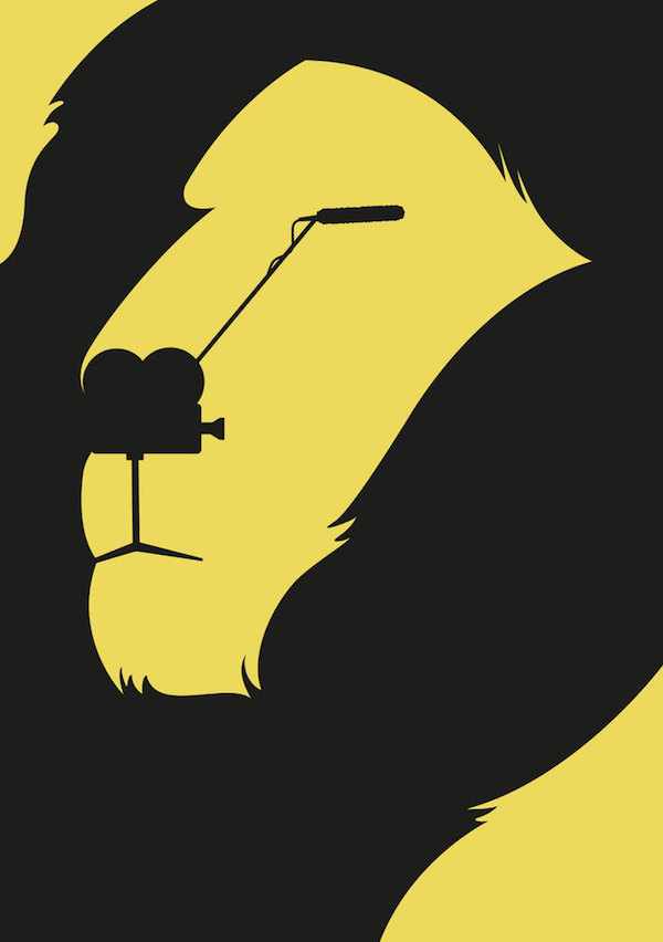 Negative Space Art - Lion Films