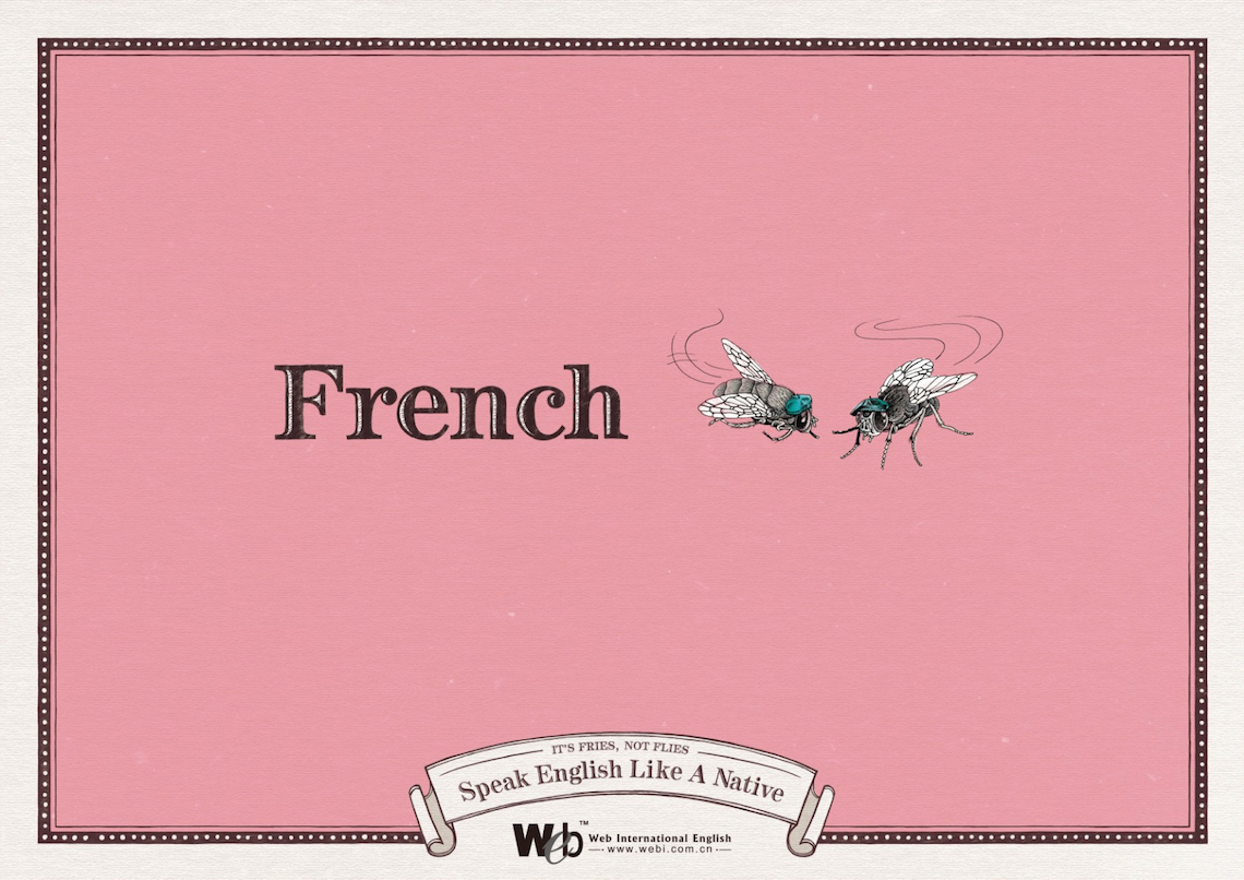 Web International English: Wrong Words - French fries