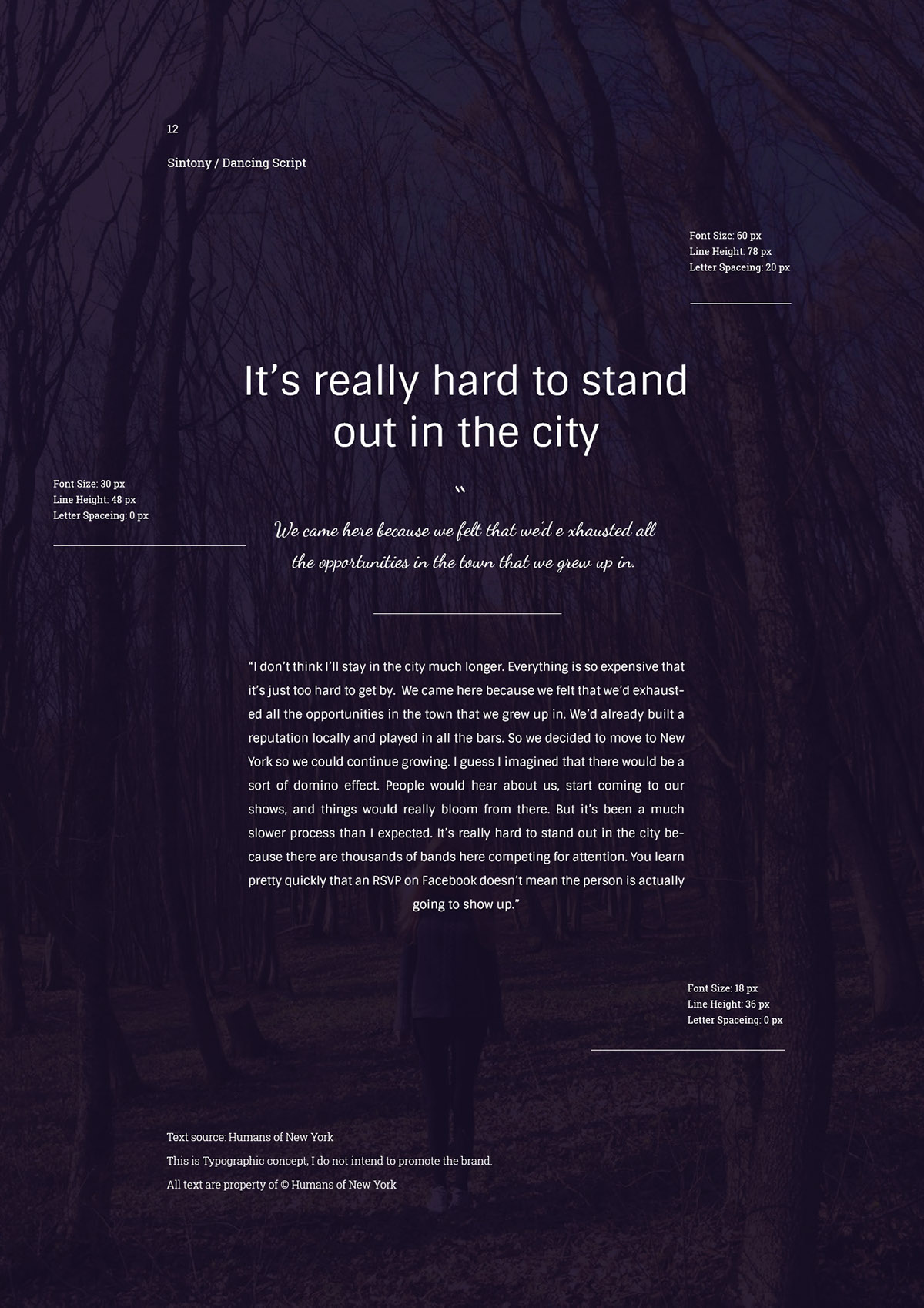 Best Google font combinations and typeface pairings - 12
