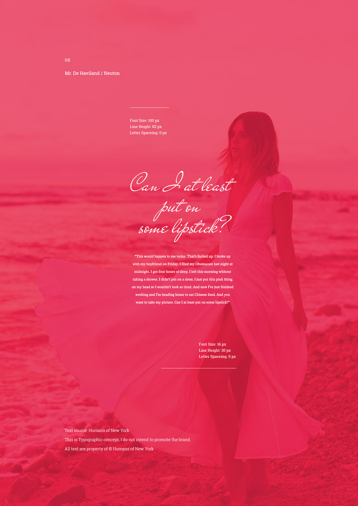 Best Google font combinations and typeface pairings - 8