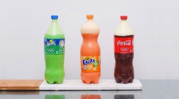 It's Hard To Believe These Soda Bottles Are Actually Cakes