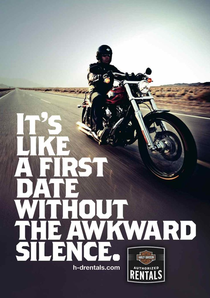 Harley Davidson Advertising: 100 Brilliant Ads That Grab Your Attention With Clever