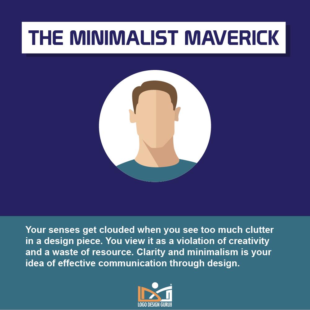 Graphic designer types, skills, personalities and habits - Minimalist Maverick