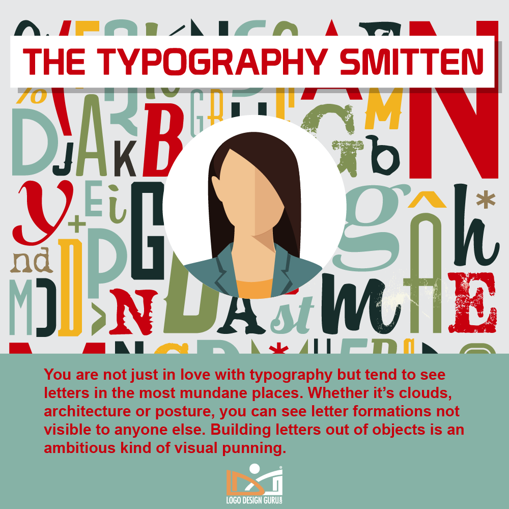 Graphic designer types, skills, personalities and habits - Typography Smitten