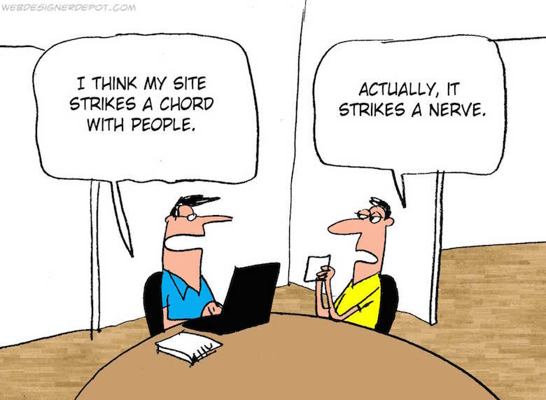 Funny comics for graphic and web designers - 15