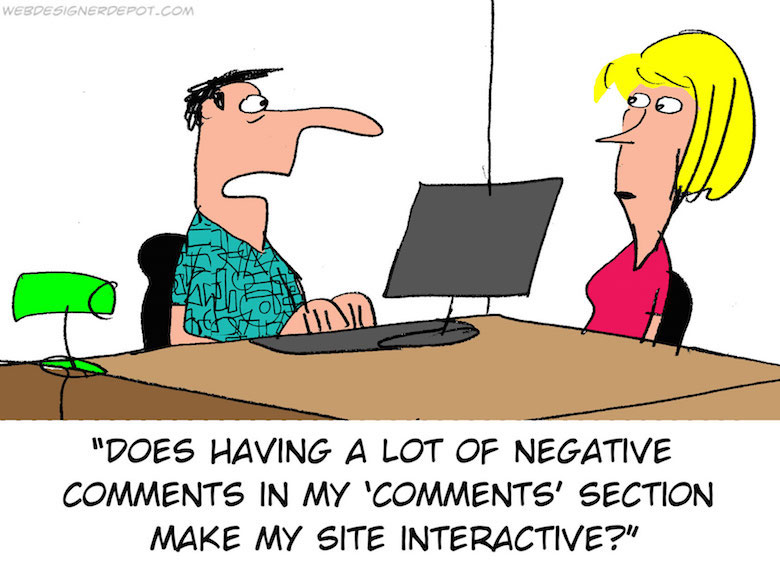 Funny comics for graphic and web designers - 18